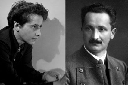 De Martin Heidegger à Hannah Arendt