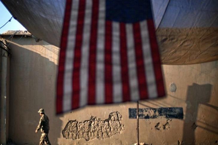 Retrait Us Afganistan