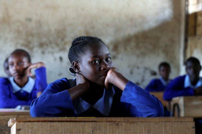 école primaire de Nairobi