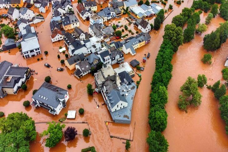 inondation allemagne