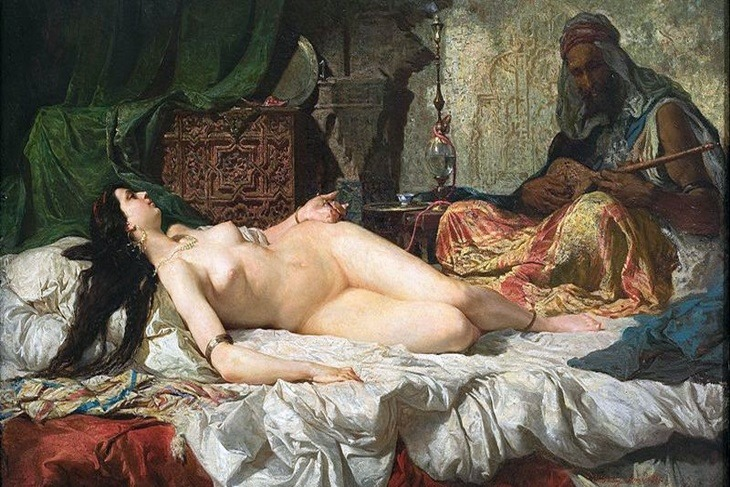 maria_fortuny_-_the_odalisque