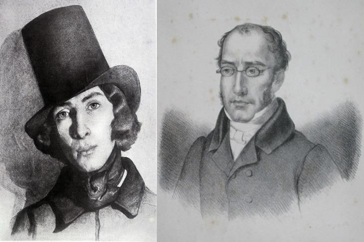 George Sand-Michel de bourges