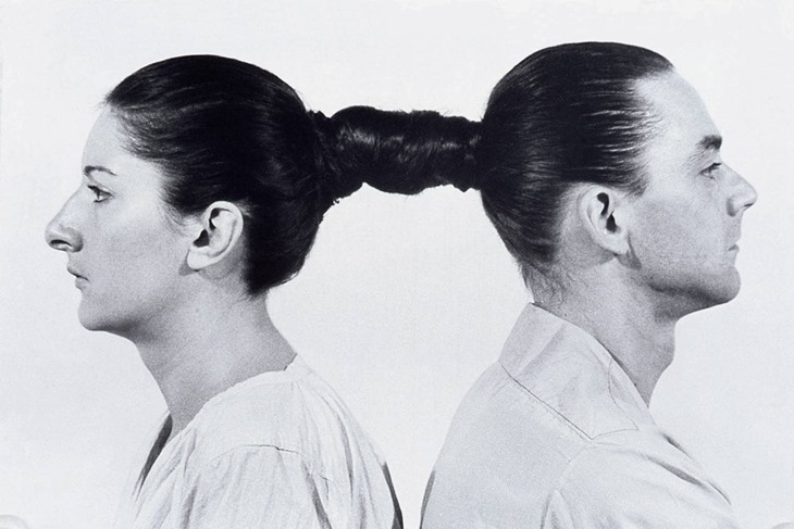 Relation in Time_Marina Abramović et Ulay