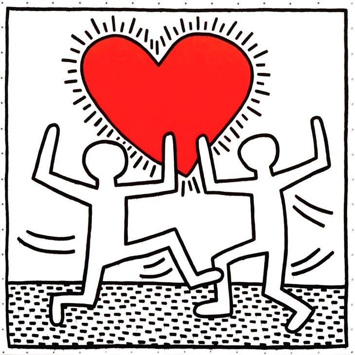 Untitled_Keith Haring
